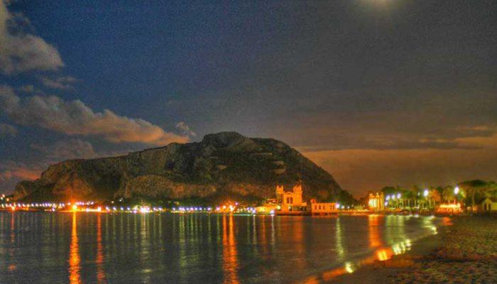 Sicily - Mondello beach-8