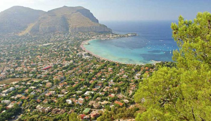 Sicily - Mondello beach-4