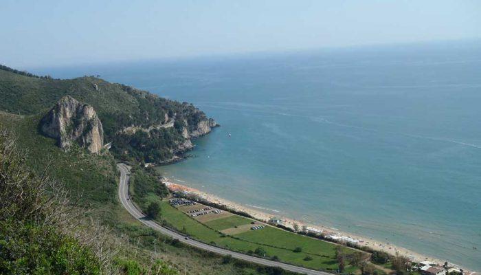 Roman coast Sperlonga beach-1