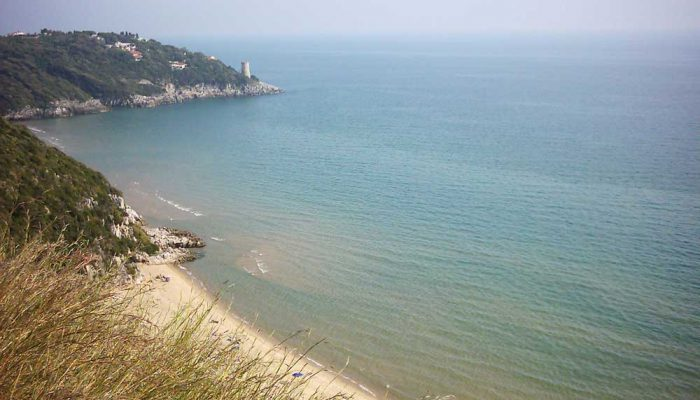 Roman coast Sperlonga beach-3