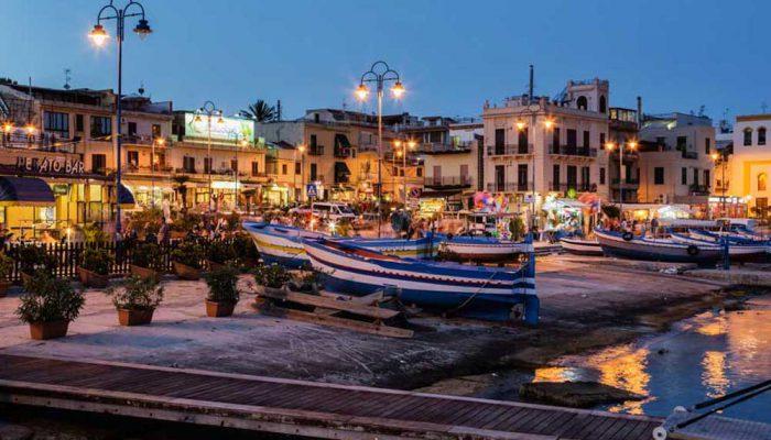 Sicily - Mondello beach-7